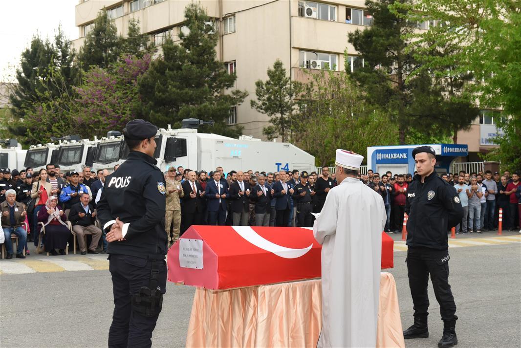 KIRŞEHİR'Lİ POLİS MEMURU KUBİLAY FIRAT, VEFAT ETTİ