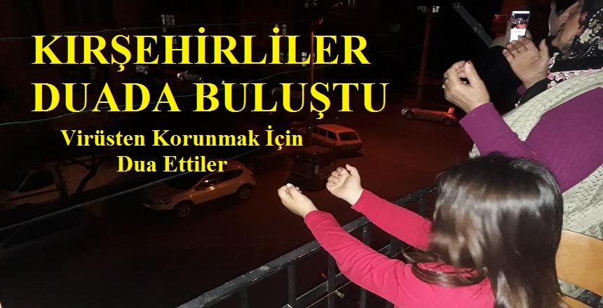 CAMİLERDE DUA EDİLDİ