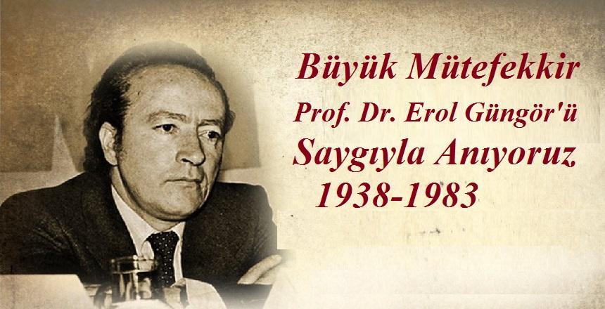 EROL GÜNGÖR'Ü ANIYORUZ « Yankı 40 Kırşehir Haber