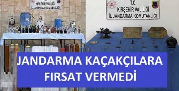 JANDARMADAN 2 ÖNEMLİ OPERASYON